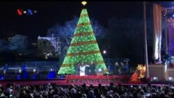 Tradisi Natal Gedung Putih