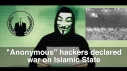 """Anonymous"" Declares War on IS"