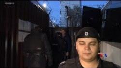 2018-09-24 美國之音視頻新聞: 俄羅斯反對派領袖釋放後再度被捕
