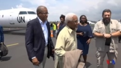Ziara ya Baraza la Usalama la UN huko DRC-