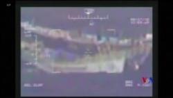 2018-08-31 美國之音視頻新聞: 美國海軍公佈截獲走私武器小艇