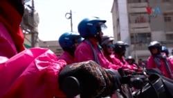 صرف مرد نہیں خواتین بھی موٹر سائیکل چلائیں گی