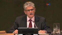Uruguay elegido como miembro del Consejo de Seguridad de la ONU