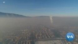 英语视频:利用人造卫星监测空气污染状况