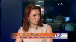Тиску Заходу піддається лише Україна, але не Путін - нардеп Шкрум. Відео