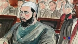 """美國司法部:""""切爾西炸彈手""""被判終身監禁"""