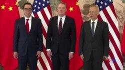 努欽稱美中貿易代表在北京的談判富有成效