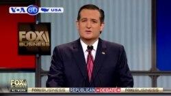 Donald Trump công kích Ted Cruz về nơi sinh (VOA60)