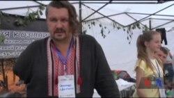 Переселенці з Криму і Донбасу на ярмарку у Києві похвалилися своїми досягненнями у бізнесі. Відео