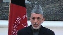 卡爾扎伊:阿富汗炸彈襲擊在巴基斯坦策劃
