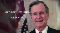 Berbagai Kalangan Mengenang Mantan Presiden Bush