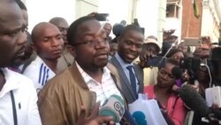Zimbabwe Opposition MDC Alliance Offers Proof to Support Presidential Election Challenge