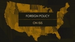 Candidates on the Issues: Foreign Policy - ISIS