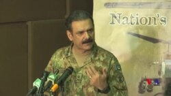 طورخم پر گیٹ پاکستانی حدود میں تعمیر کیا جا رہا ہے: عاصم باجوہ