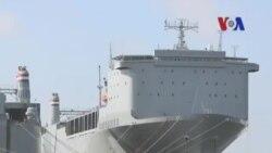 ABD Kimyasal Silahları Denizde İmha Edecek