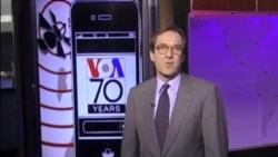 David Ensor: VOA 70