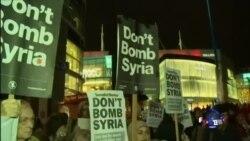 英国开始空袭叙利亚境内的伊斯兰国组织