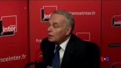 2016-10-11 美國之音視頻新聞: 法國說俄羅斯可能面臨在敘利亞的戰爭罪指控