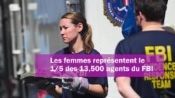 Le FBI augmente son personnel de femmes cadres