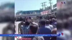 اعتراض گسترده در شهر کازرون؛ دلیل اعتراض مردم چیست