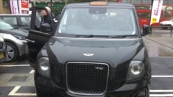 Električni auti među londonskim taksijima