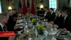 Khai mạc vòng Đối thoại ngoại giao & an ninh Mỹ-Trung