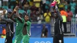 VOA Sports du 2 octobre 2017 : le Nigeria bien placé pour se qualifier pour le Mondial 2018