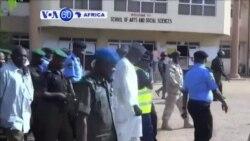 VOA60 Afirka: Boko Haram Sun Kai Hari FCE, Najeriya, Satumba 18, 2014
