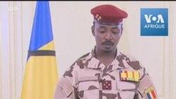 Extraits du premier message du général Mahamat Idriss Déby