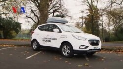 Hyundai's ix35 Powers Electric Motor With Hydrogen