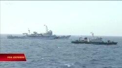 TQ hy vọng VN 'không làm phức tạp' vấn đề Biển Đông