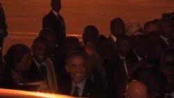 奥巴马将在塞内加尔举行会谈