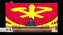 لێدوانی سەرۆکی کۆریای باکور لەسەر چەکی ناوکی وڵاتەکەی