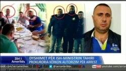 Prokuroria kerkon arrestimin e Tahirit