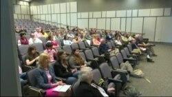 В Арлингтоне прошел благотворительный показ фильма о жителях чернобыльской зоны