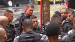 Turista espanhola morta por polícia brasileira