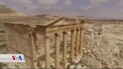 ڕزگارکردنی شاری تەدموری سوریا لە داعش