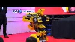 VOA國際60秒 (粵語): 2015年6月25日