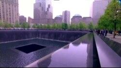 Ceremonia de inauguración del museo del 9/11