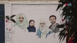 کوئٹہ میں وال پینٹنگ کے ذریعے کرونا ہیروز کو خراجِ تحسین