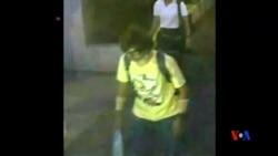 2015-08-18 美國之音視頻新聞:爆炸事件後泰國當局正在追查一名男子