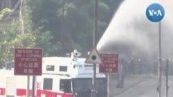 Người biểu tình Hong Kong sợ 'Thiên An Môn' tái diễn
