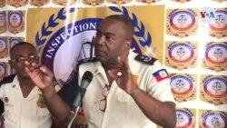 Respons Chèf IG PNH la, Hervé Julien, Bay sou Kesyon Èske Polisye Gen Dwa Fòme Sendika a