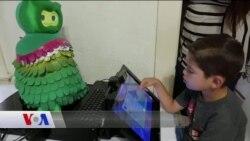 Otistik Çocuklara Robot Desteği