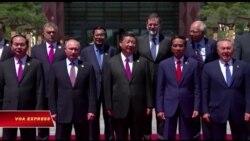 'Vành đai-Con đường' Trung Quốc mở ra nhiều mục tiêu