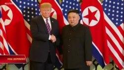 Trump-Kim bắt tay khởi động thượng đỉnh Mỹ-Triều