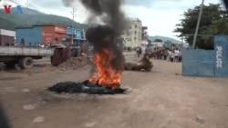 DRC: Imyiyerekano y'abanyagihugu biyamiriza iyicwa ry'umunyamategeko yarashwe n'umusirikare afise ipete rya Majoro