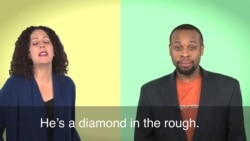 English in a Minute: Diamond in the Rough