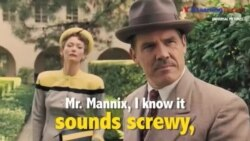 Học tiếng Anh qua phim ảnh: Sounds Screwy - Phim Hail Caesar (VOA)