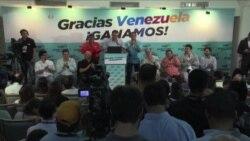 """""""La oposición venezolana debe aprovechar la oportunidad"""""""